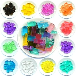 Cube Shaped Crystal Soil Water Beads