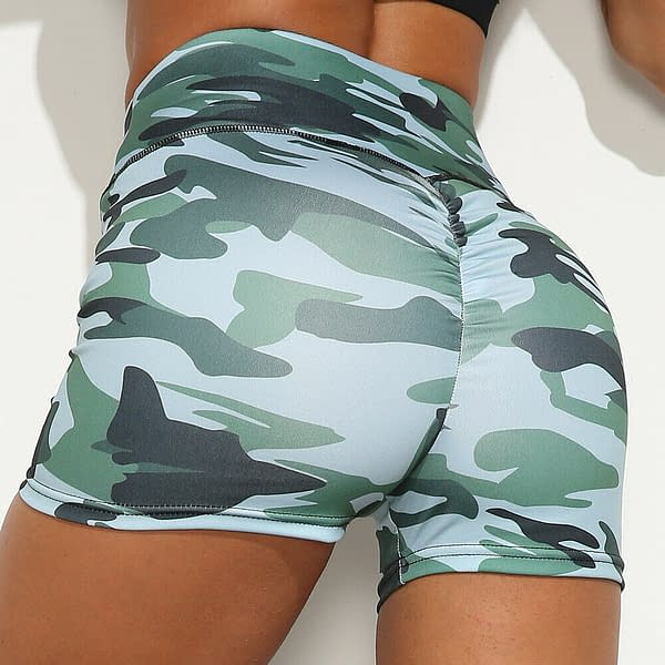 Variation of Women Yoga High Waist Shorts Push Up Sports Gym Workout Fitness Jogging Pants 402569993262 fc16