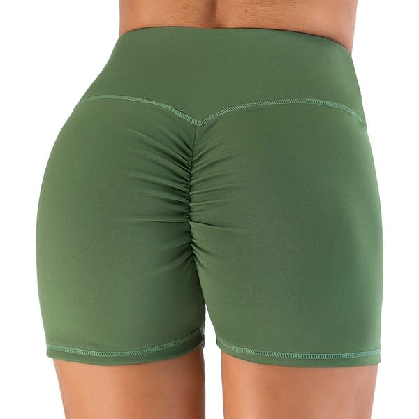 Variation of Women Yoga High Waist Shorts Push Up Sports Gym Workout Fitness Jogging Pants 402569993262 7a1d