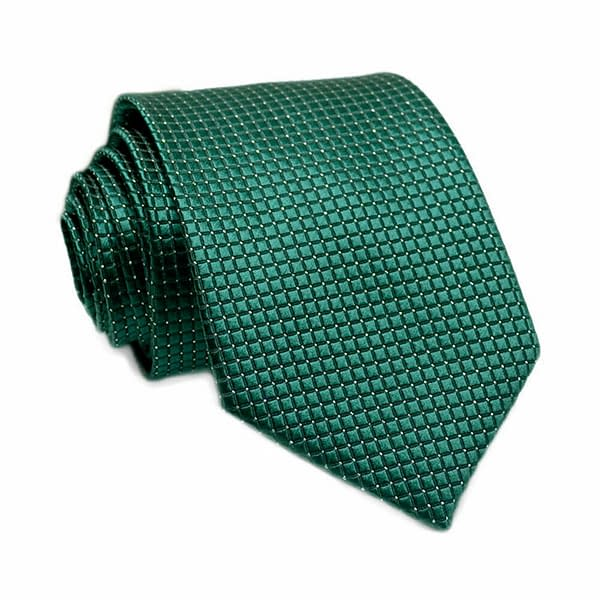 Variation of Mens Plaid Jacquard Classic Glitter Formal Casual Ties Wedding Party Neckties 174406441886 2607