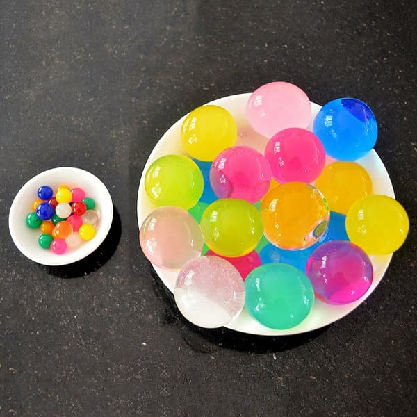 Variation of Large Crystal Soil Water Beads Jelly Gel Balls Big Cube Home Party Vase Decor 401494919223 917e