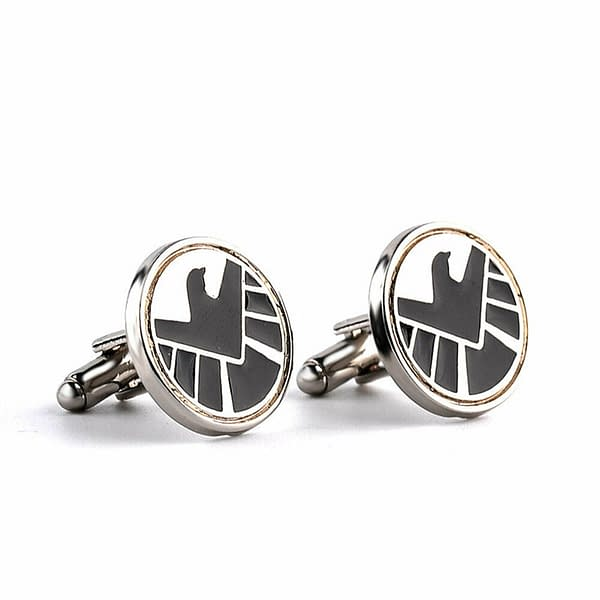 Variation of Mens Super Hero Movie Fun Party Shirt Cufflinks Stainless Fashion Novelty Gift 402394181771 0534